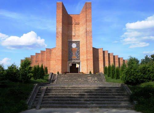 Przybyszyn, kaplica parafii rzymskokatolickiej