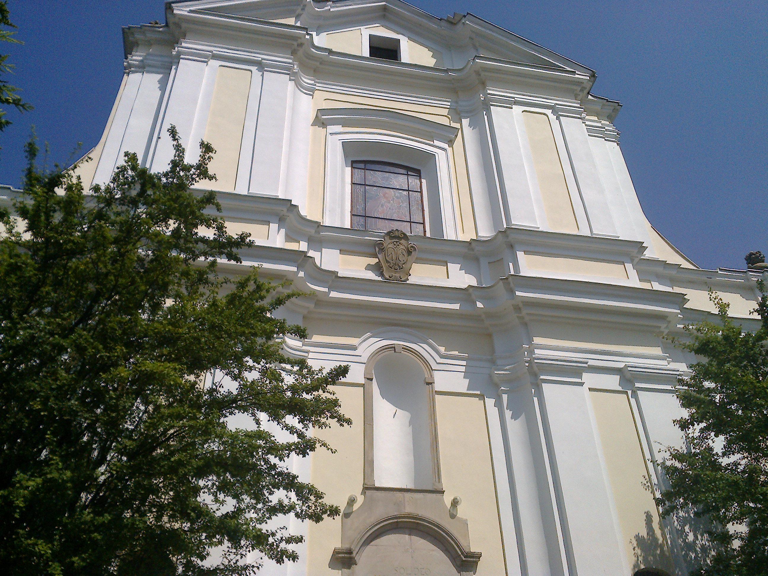 Fronton świątyni